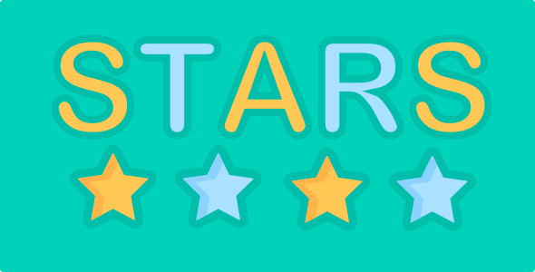 STARS - HTML5 GAME - CONSTRUCT 2
