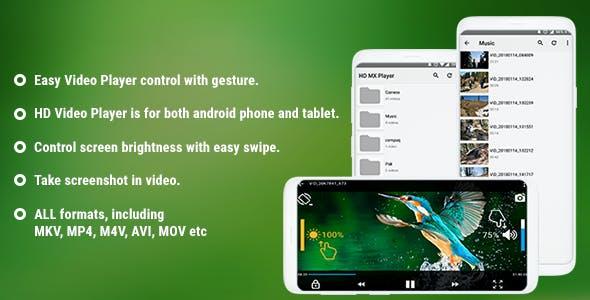 MX HD Video Player