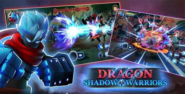 Dragon Shadow Warriors - Complete Unity Project - CodeCanyon Item for Sale