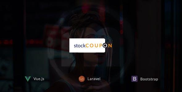 Stock Coupon - Laravel Coupon and Deal CMS