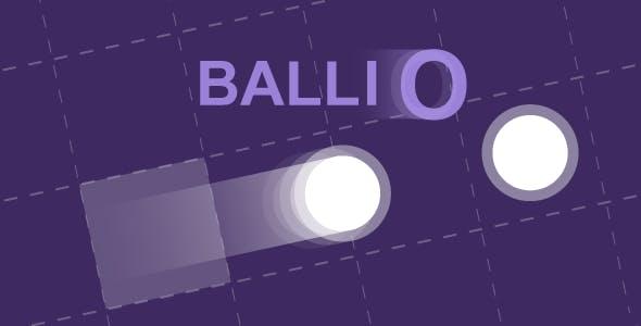 Ballio - HTML5 logic game, construct 2/3, mobile, AdSense, responsive