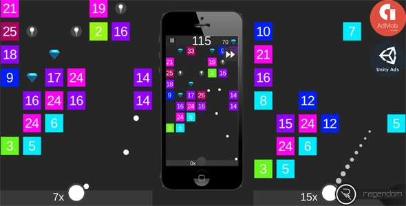 Ball Shoot - Complete Unity Game + Admob - CodeCanyon Item for Sale