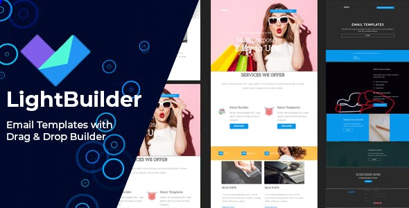 LightBuilder - Drag & Drop Email Builder