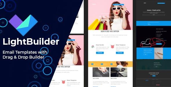 LightBuilder - Drag & Drop Email Builder