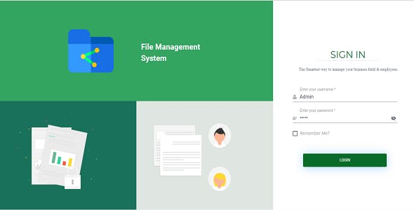 Office File Management