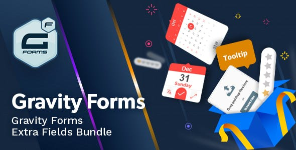 Gravity Forms Extra Fields Bundle Add-Ons