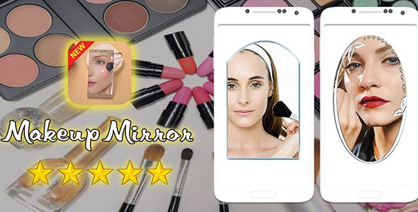 Mirror - MakeUp Mirror Android