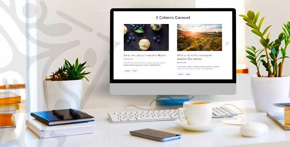 Postberg - Latest Posts Block WordPress Plugin - CodeCanyon Item for Sale