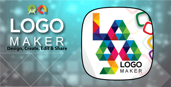 Logo Maker Designer - Android Source Code - CodeCanyon Item for Sale