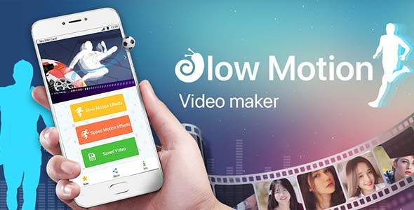 Slow Motion & Speed Up Video Android