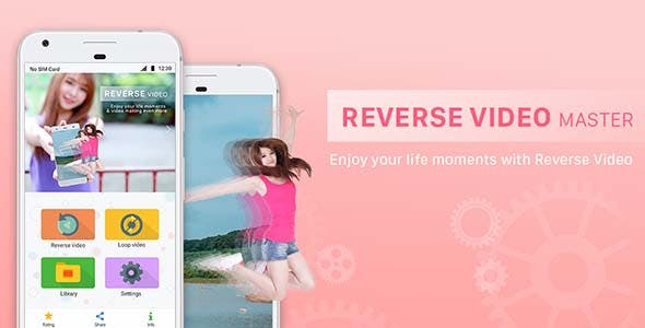 Reverse Video & Loop Video Android