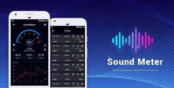 Sound Meter – Noise level meter Android