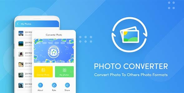 Photo & Image Converter Android