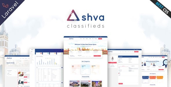 Ashva - Classified and Directory Listing Script - CodeCanyon Item for Sale