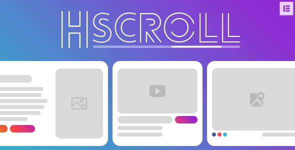 Horizontal Scroll | Elementor - CodeCanyon Item for Sale