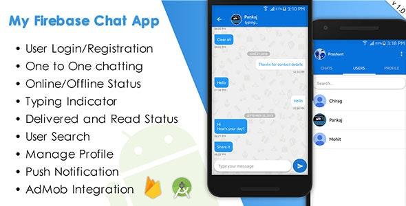 My Firebase Chat