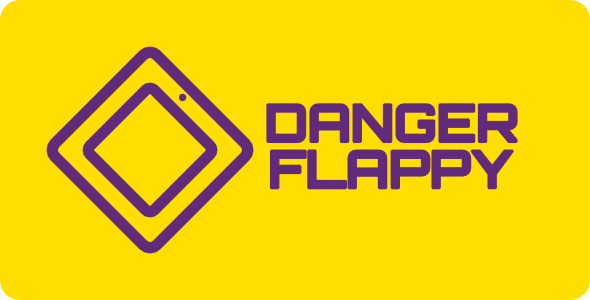 DANGER Flappy | Html5 Mobile Game | android & ios