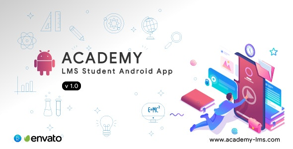 Academy Lms Student Android App - CodeCanyon Item for Sale