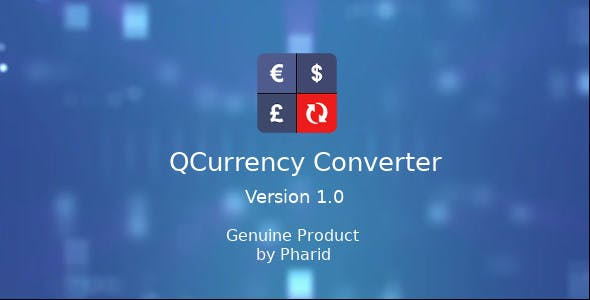 QCurrency Converter - Real Time Data | Admob & Onesignal Integration