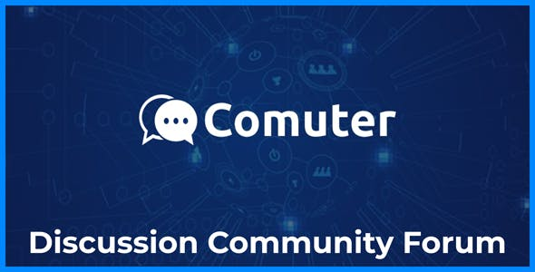 Comuter - Discussion Community Forum