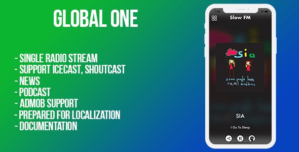 Global (single radio) iOS