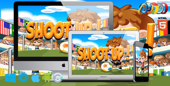 Shoot Up! - CodeCanyon Item for Sale