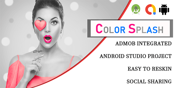 Color Splash Effect Photo Editor - CodeCanyon Item for Sale