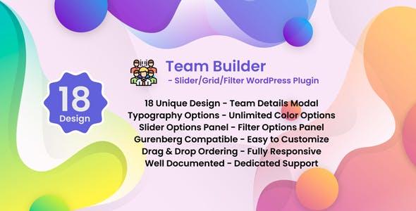 Team WordPress Plugin