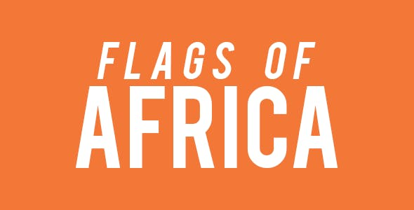 Africa Flags Quiz Game
