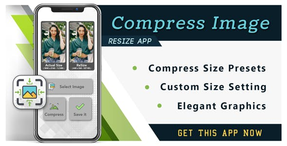 Compress Image App
