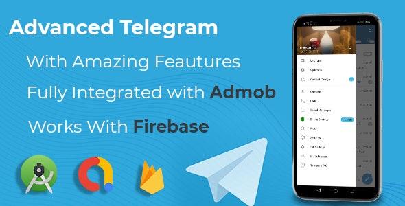Telegram Clone with advance feature