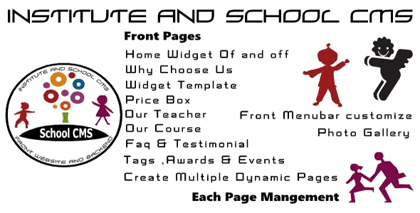 Solid Smart CMS ,school,institute and collage portal cms , Open Source | .net core mvc - CodeCanyon Item for Sale