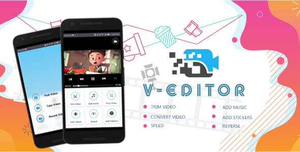 Video Editor Android App