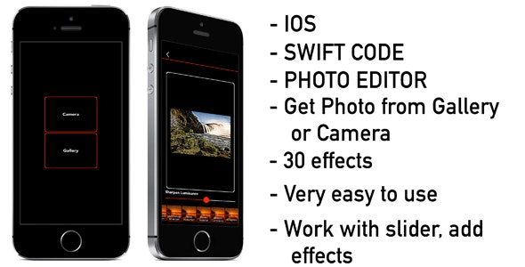 Photo Editor - Slider Effects - CodeCanyon Item for Sale