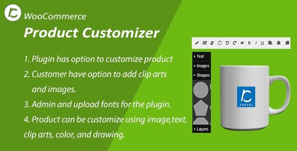 WooCommerce Product Customizer - CodeCanyon Item for Sale