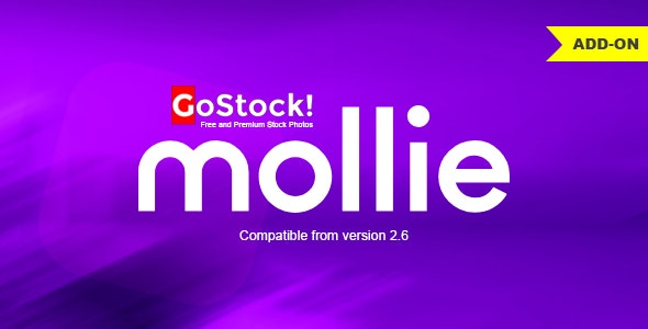 Mollie Payment Gateway for GoStock - CodeCanyon Item for Sale