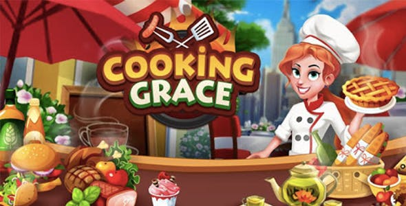 Cooking Grace - World Chefs Game (Android + IOS)