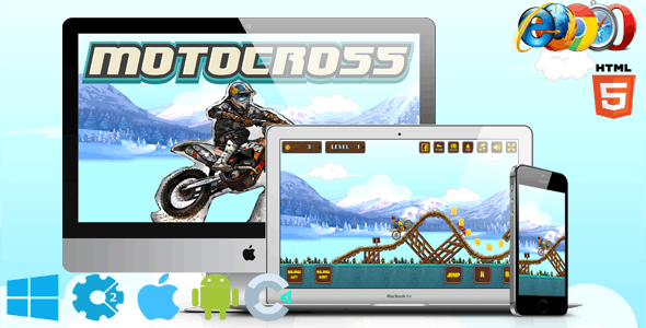 Motocross - CodeCanyon Item for Sale