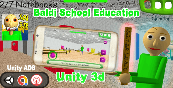 Baldi's Basics in Education and Learning - Full game
