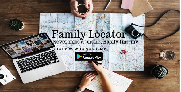 Find My Phone: Family Link, Locator & GPS Tracker - CodeCanyon Item for Sale