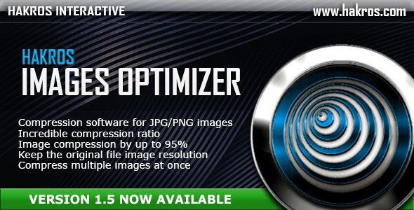 Hakros Images Optimizer - CodeCanyon Item for Sale