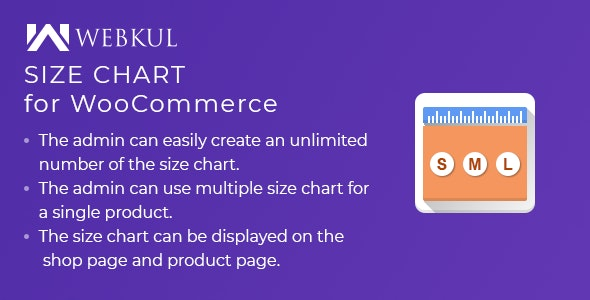 Product Size chart Plugin for WooCommerce - CodeCanyon Item for Sale