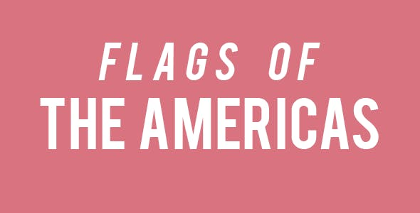 The Americas Flags Quiz Game