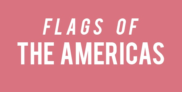 The Americas Flags Quiz Game - CodeCanyon Item for Sale