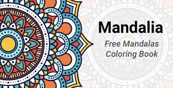 Coloring Book for Me: Mandala Coloring Book Game (Android + IOS)