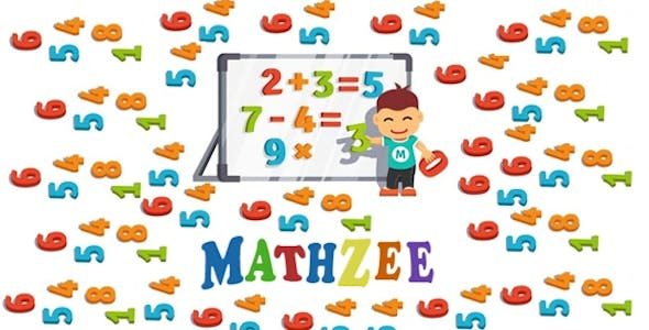 Mathzee - Learn Add, Subtract, Multiply, Divide