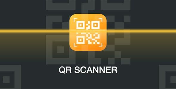 QR code scanner & Barcode scanner 2020
