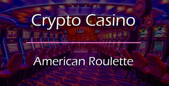 American Roulette Game Add-on for Crypto Casino