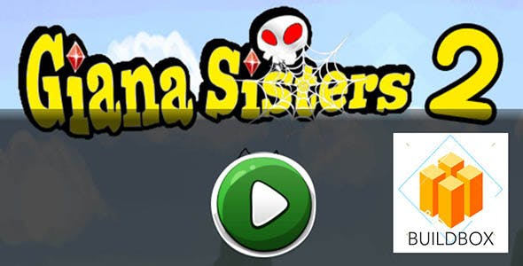 Giana Sisters 2 Buildbox 2.3.8