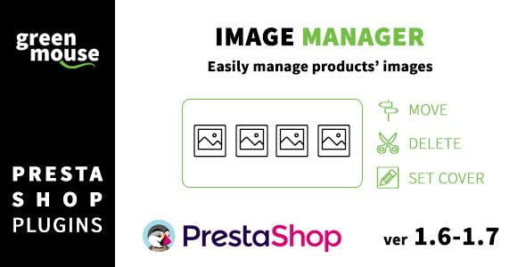Prestashop Image Manager
